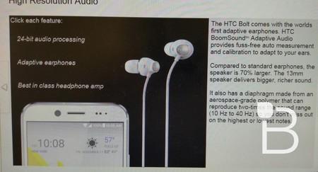 Htc Bolt Audio