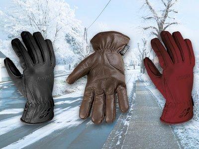 Impermeables, asequibles y muy vintage: así son los guantes Garibaldi Campus