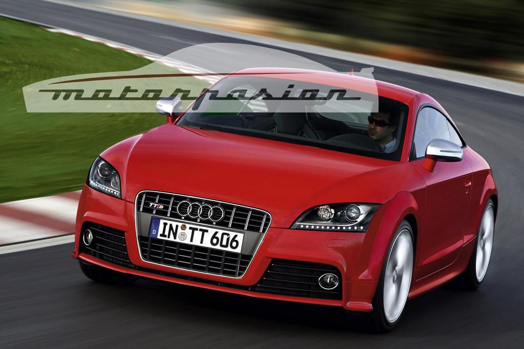Foto de Audi TTS (38/40)