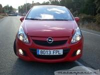 Prueba: Opel Corsa OPC (parte 2)