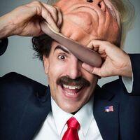 """""""Resucité a Borat por Trump, no veo el motivo para hacerlo de nuevo"""". Sacha Baron Cohen afirma que no habrá más películas del periodista kazajo"""