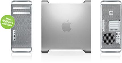 Nueva tarjeta Mac Pro RAID