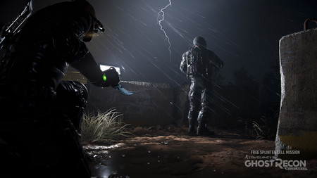 Ghost Re*con Wildlands Splinter Cell 01