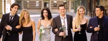14 años después de su final, 'Friends' está generando 1.000 millones de dólares a Warner y 20 millones a cada protagonista al año