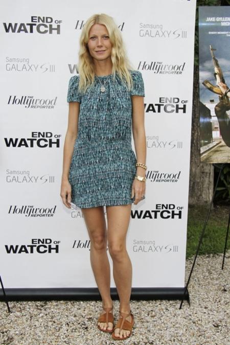 gwyneth paltrow azul