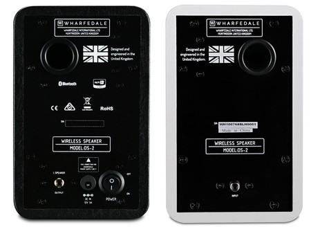 Wharfedale Ds 2 Back