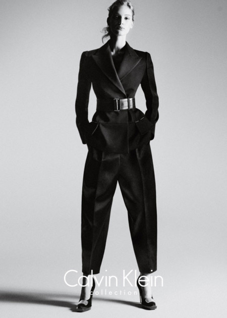 Calvin Klein Collection Otoño-Invierno 2013/2014