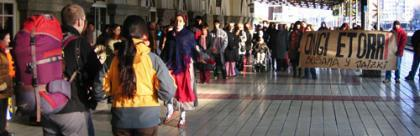 Pasajeros al Tren: De Singapur a Vitoria