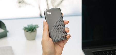 Western Digital renueva su gama de discos externos My Passport SSD: hasta 2 TB de capacidad con interfaz NVMe y 1050 Mbps