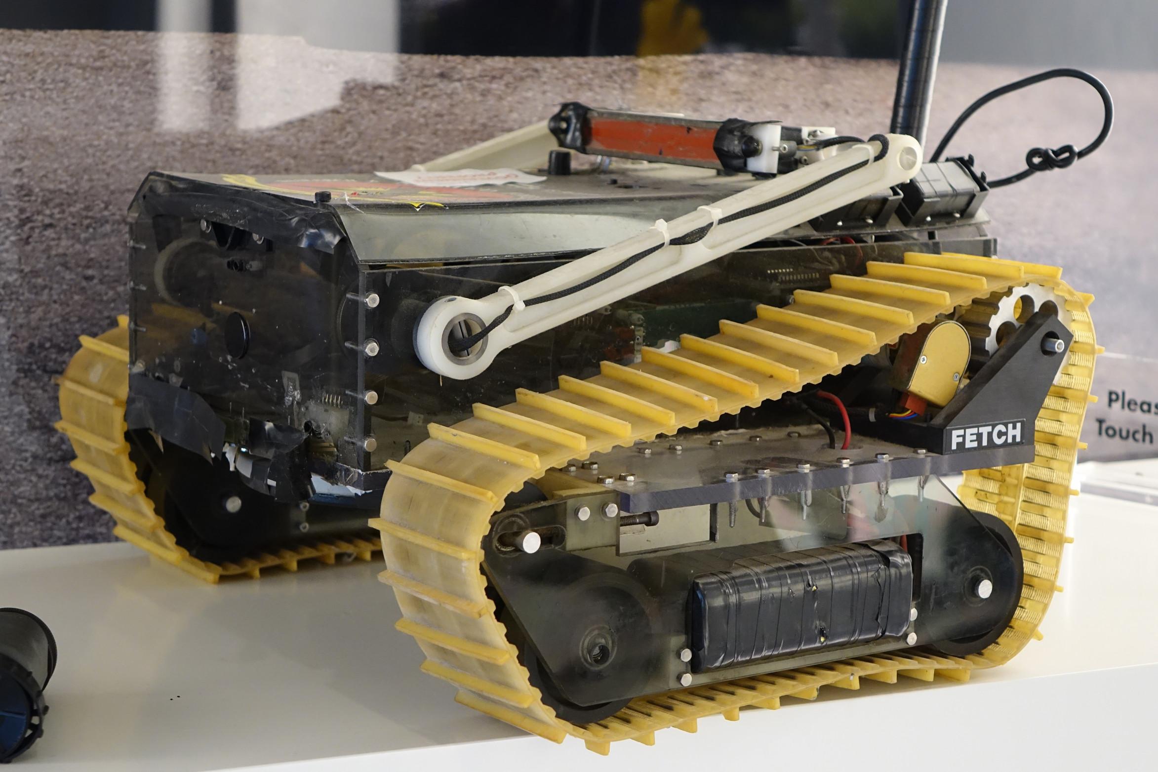 Foto de Museo de iRobot en sus oficinas centrales (6/6)