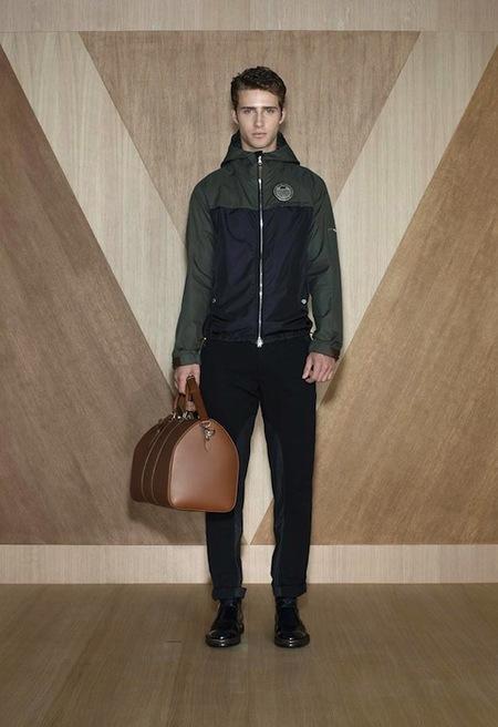 Louis Vuitton con sabores clásicos para esta temporada Otoño-Invierno 2012/2013
