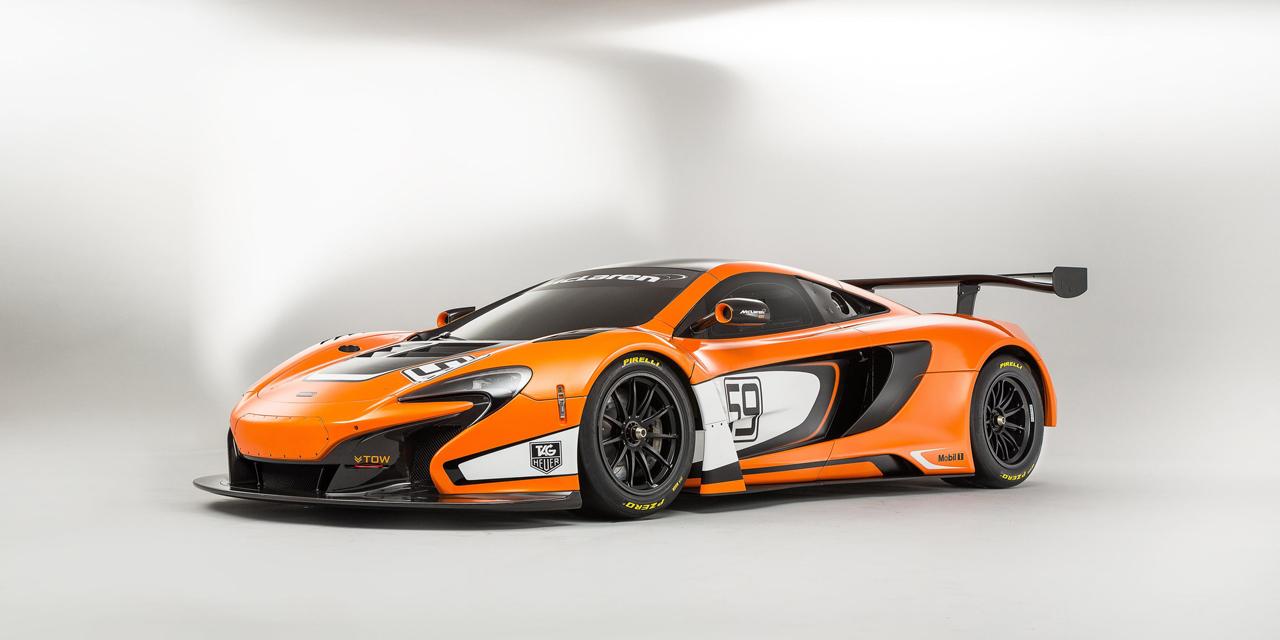 Foto de McLaren 650S GT3 (1/16)