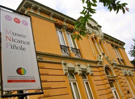 El Museo Nicanor Piñole de Gijón