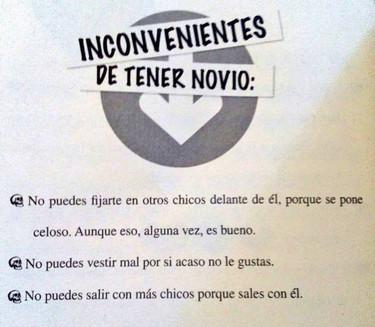 """""""75 consejos para sobrevivir al colegio"""" un libro poco recomendable si queremos niñas felices"""