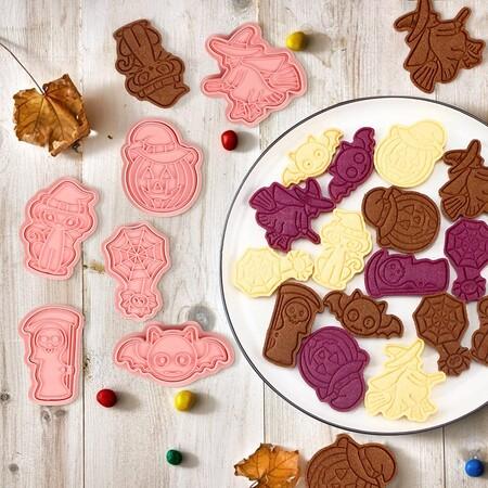 Cortador de galletas de Halloween