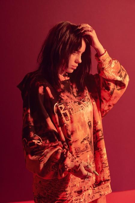 Billie Ellish Bershka Collaboration Fashion Line Trendencias 2019 03