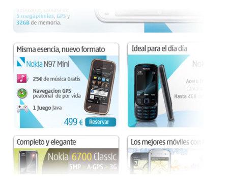 Nokia N97 Mini presentado en la Nokia World 09