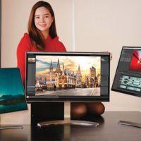 LG deja ver sus nuevos monitores para CES 2016