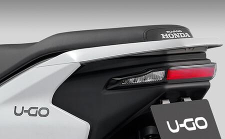Honda U Go Scooter Electrico Teaser
