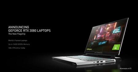 Rtx 3080 Laptop Ces 2021