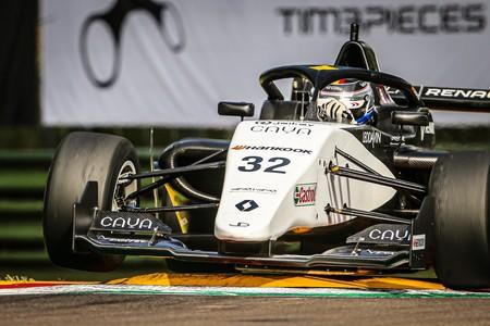 Vidales Imola Formula Renault 2020 2