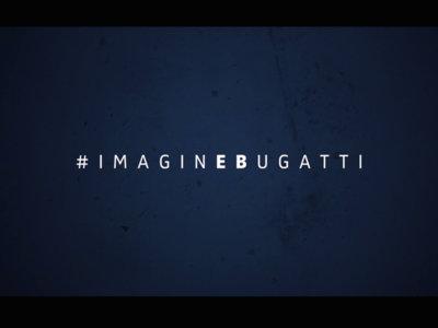 """""""#imaginEBugatti, el teaser que no esperabas del coche que tanto esperas"""