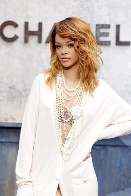 Rihanna look