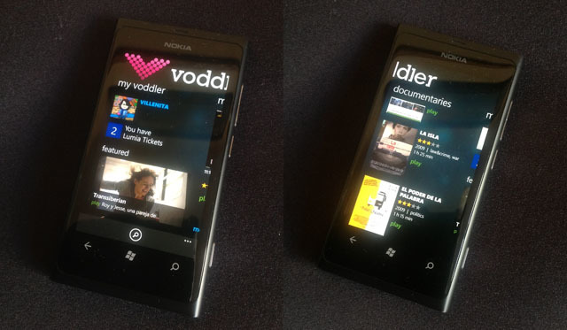 Voddler Windows Phone
