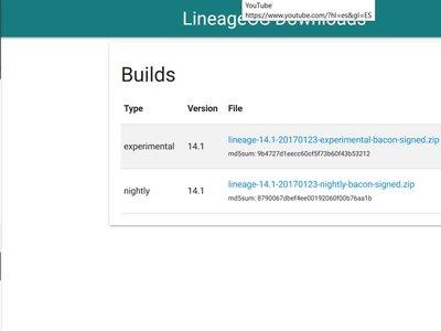 LineageOS añade soporte para nuevos dispositivos, descubre si el tuyo está en la lista