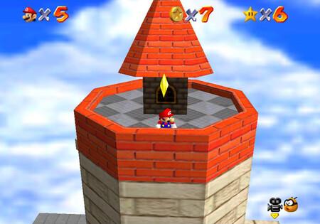 Super Mario 64: cómo conseguir la estrella To the Top of the Fortress de Whomp's Fortress