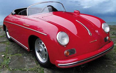 Réplicas de Porsche clásicos para tus hijos