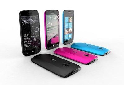 Nokia apuesta fuerte por Windows Phone 7 y dejará a los Estados Unidos sin Symbian y sin Nokia N9