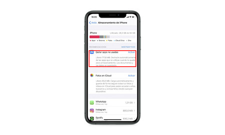 Quitar Apps No Usadas Iphone Ios 13