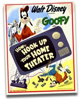 Goofy y la serie How To (I)