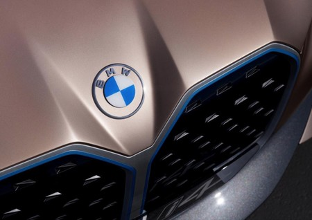 Logo Electric Bmw