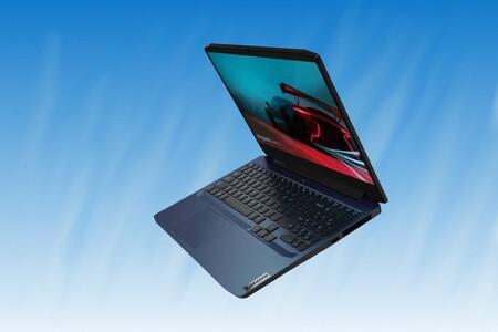 El Lenovo IdeaPad Gaming 3 arrasa en ventas en Amazon, un portátil todoterreno barato para jugar y trabajar a menos de 600 euros