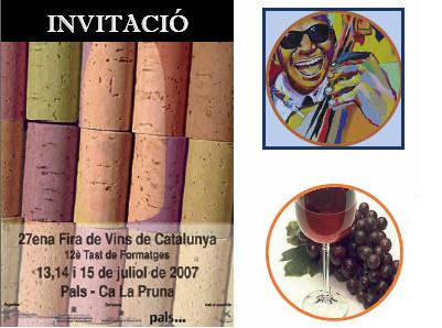 XXVII Feria de Vinos de Cataluña en Pals