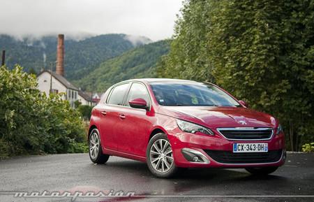 Peugeot 308, presentación y prueba en Francia (parte 1)