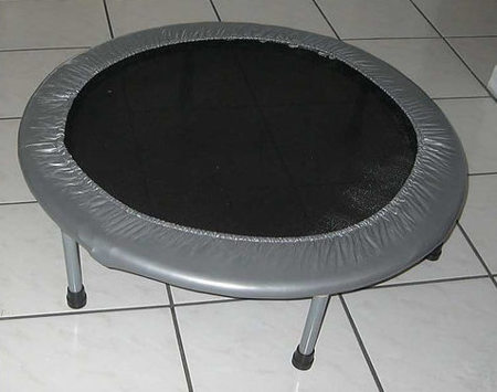 mini trampolin
