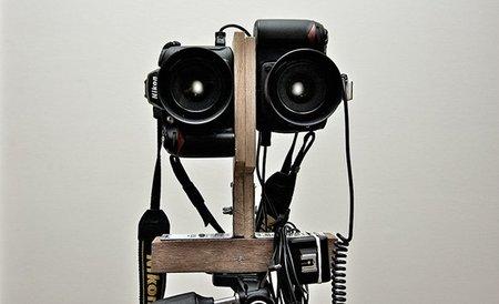 Stereo Portrait Project, fotos en 3D con dos Nikon D90