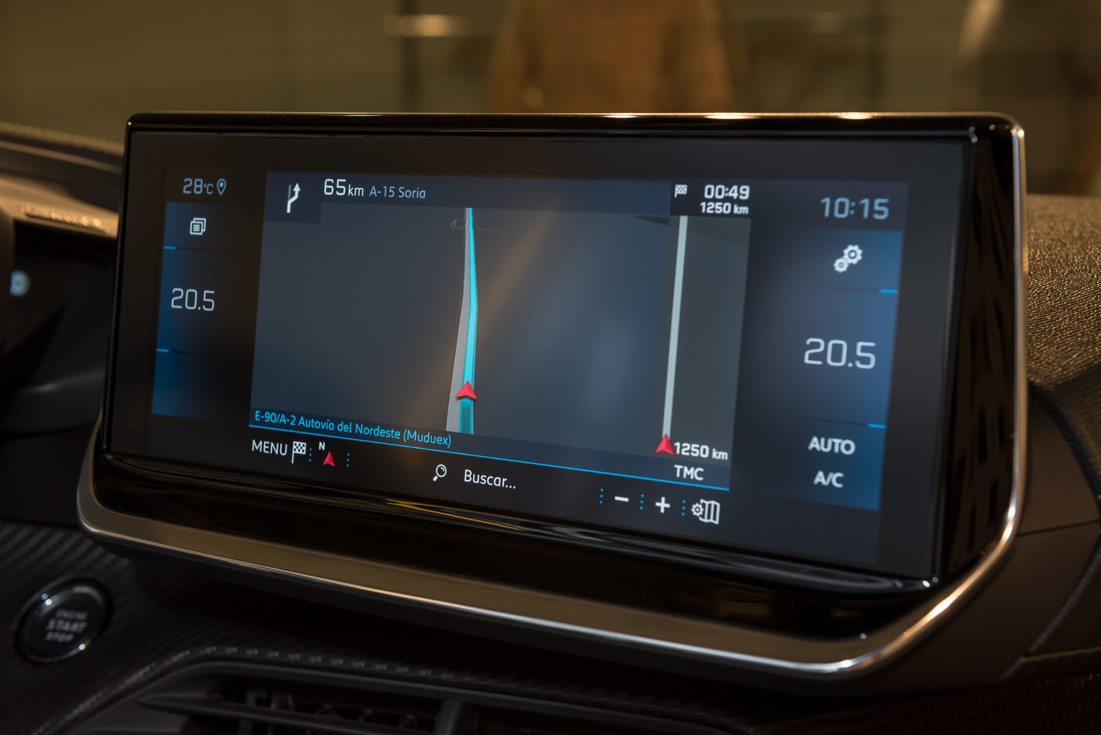 Foto de Peugeot 208 y e-208 2019 (presentación estática) (27/64)