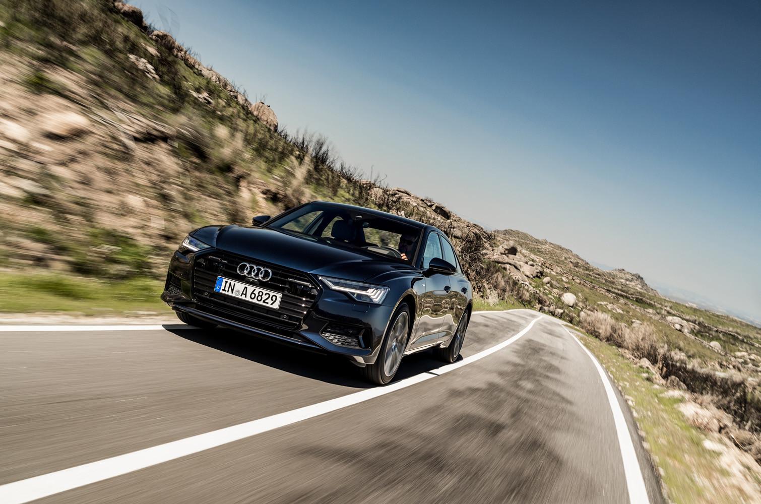 Foto de Audi A6 2018, toma de contacto (25/118)