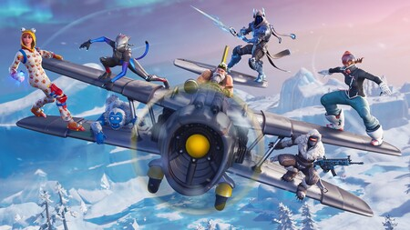 Fortnite da un gran salto en la calidad de sus gráficos: la Temporada 7 incluirá los ajustes épicos para todos los jugadores de PC