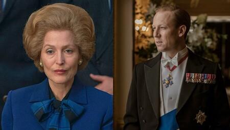 Emmy 2021: Gillian Anderson y Tobias Menzies son los mejores actores secundarios en serie de drama por 'The Crown'