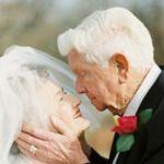 Puede que estas sean las fotos de boda más bonitas que hemos visto... Porque celebrar 65 años de matrimonio bien lo vale