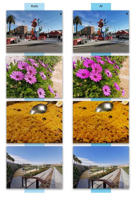 Huawei P30 Pro Comparacion Ai