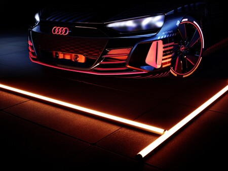 Audi E Tron Gt Camuflado 01