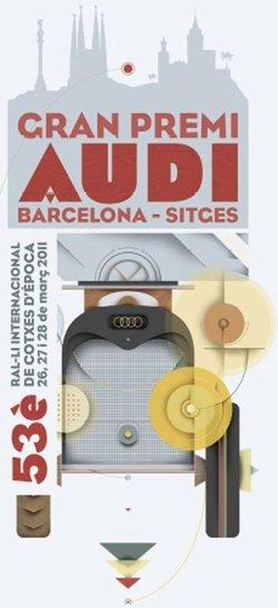 Mañana arranca el 53º Rally Barcelona-Sitges