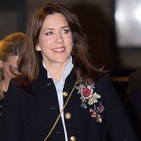 No sólo Doña Letizia viste de Zara, Mary de Dinamarca también se une al 'low cost'