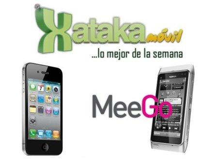 No sabemos coger el iPhone 4 y MeeGo relega a Symbian. Lo mejor de la semana en Xataka Móvil